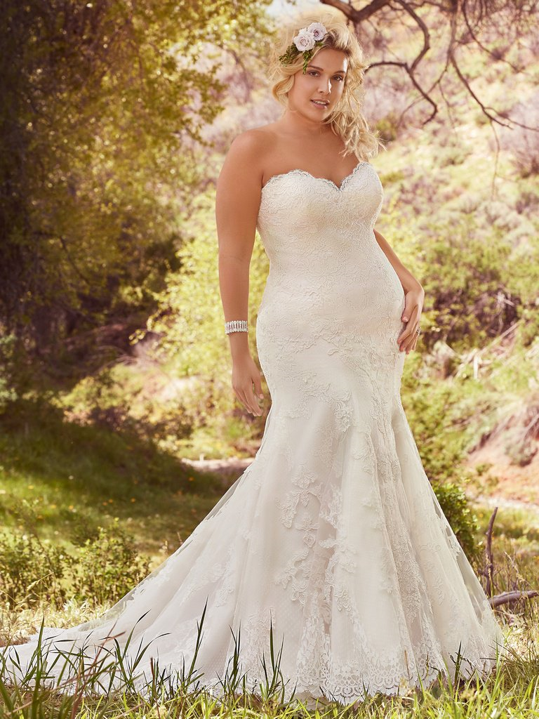 Maggie Sottero. Size 16. Savvy Price $1000
